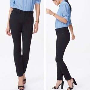 NYDJ Alina black legging with Lift-tuck technology